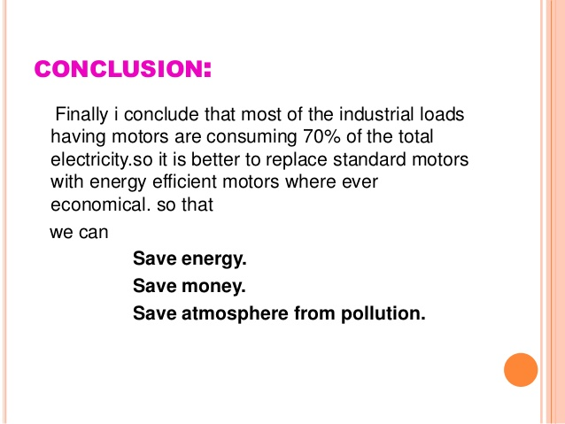 Energy Efficient Motors When Is The Right Time To Replace