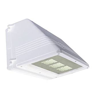 LED Lights: MaxLite Wall Packs Replace 100-250 Watt Metal Halide
